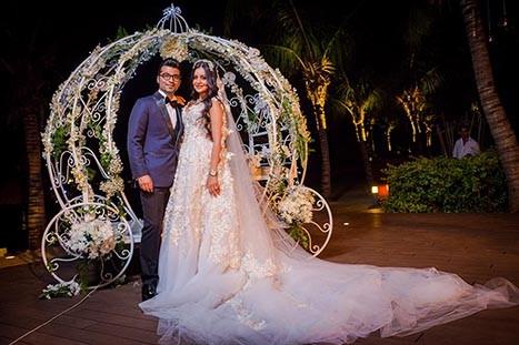 Sara & Vishal